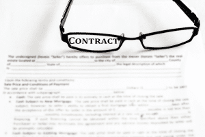 Project Contract Management