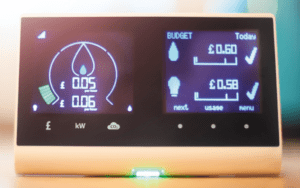 A view of WPD's smart meter outlined in their Smart Meter Strategy 2020, a new initiative to bring digital innovations into the business of supplying electricity. Credit: Western Power Distribution's website