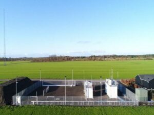 A similar project launched by Siemens Gamesa to combine a wind turbine with an electrolyzer to simultaneously produce green hydrogen. Credit: Siemens Gamesa website