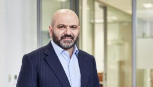 Adonis Pouroulis, CEO of Chariot. Credit: Chariot website
